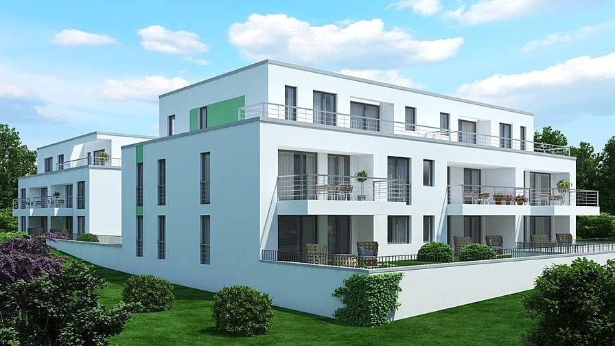 Wohnen in Bochums bester Lage: Wir bauen zwei Stadthäuser mit Eigentums- und Penthousewohnungen samt Tiefgarage an der Charlottenstraße in Wiemelhausen (Artikel vom 10.03.2015, alle Wohnungen sind verkauft)