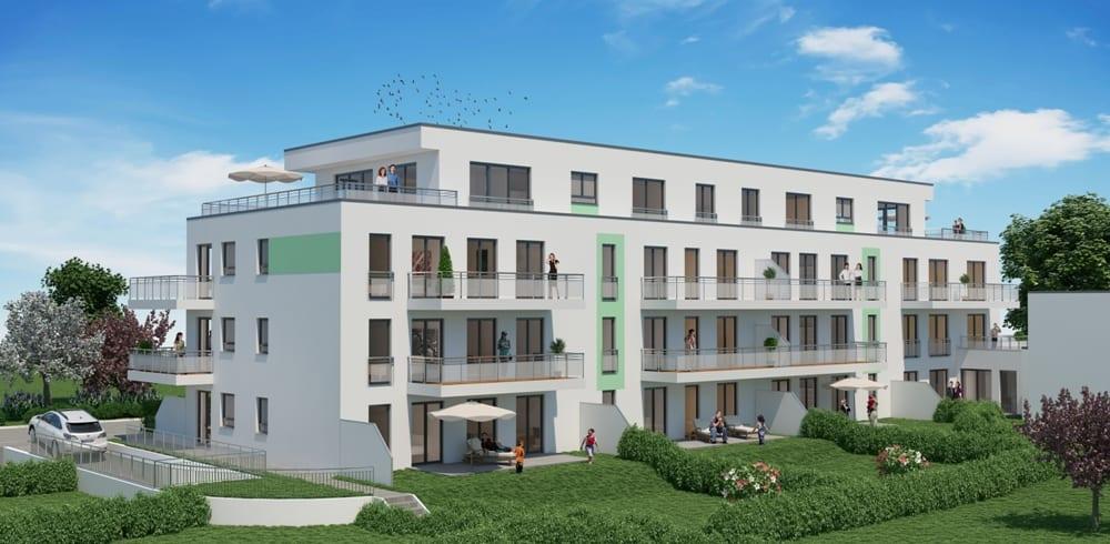 """""""Raphaelsgärten"""": Der Verkauf für unser Projekt in Essen-Bergerhausen ist gestartet"""