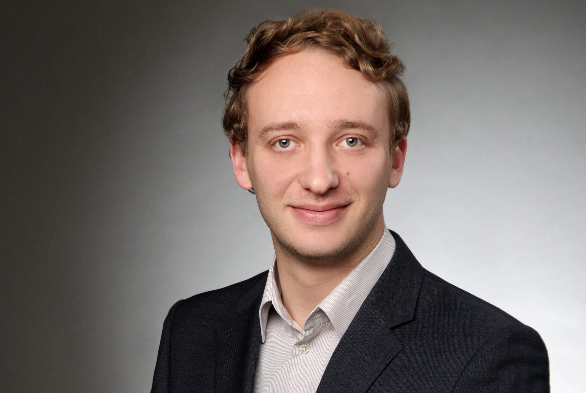 Marvin Bödeker: Neu an Bord für den Aufgabenbereich Projektentwicklung und Grundstücksakquisition