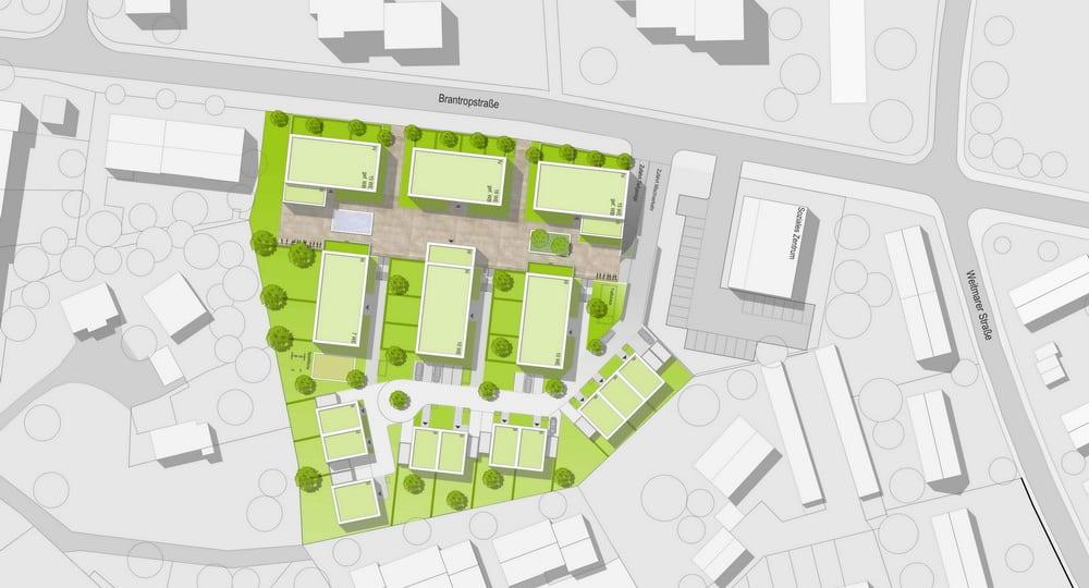 Markus-Bau gewinnt europaweite Ausschreibung in Bochum