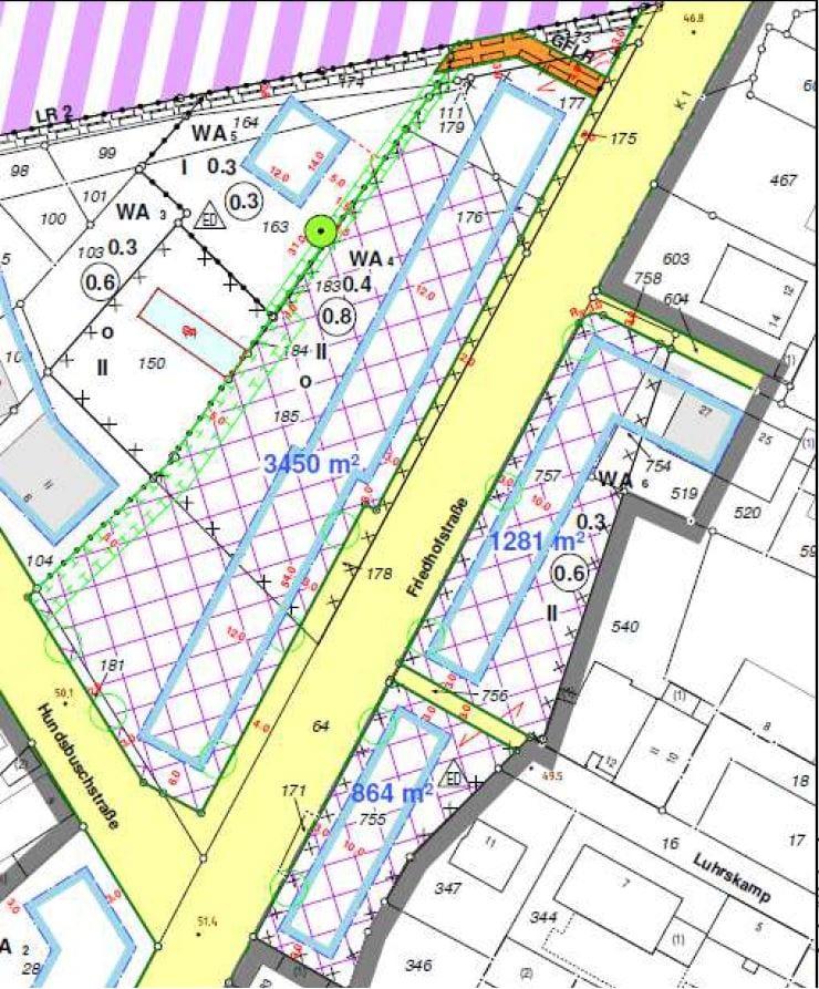 Friedhofstraße in Mülheim-Speldorf: Markus-Bau erhält Zuschlag für städtisches Baugrundstück