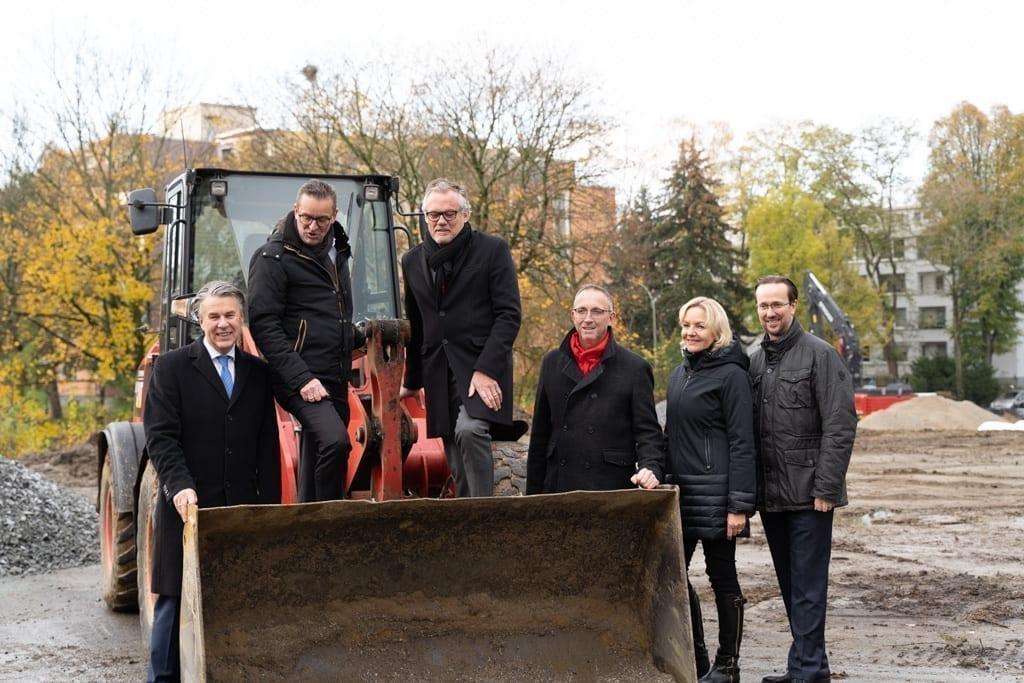Startschuss für ökologisches Wohnquartier an der Brantropstraße in Bochum-Weitmar